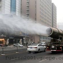山西太原移动式除尘喷雾机