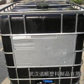 武汉吨桶厂家供应1000升塑料吨桶 1吨IBC桶