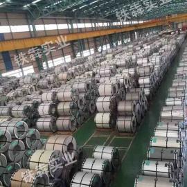 韩国联合CQ+AZ镀铝锌彩涂卷现货特价供应