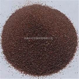 8-16mm金刚砂滤料、通讯行业用天然金刚砂