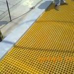 玻璃钢洗车38*38*38拼接格栅排水板 厂家供应