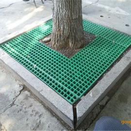 城建工程专用25玻璃钢拼接格栅护树板 树坑盖板
