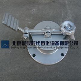 北京景辰通用储罐附件 GLY-DN100铝合金脚踏式量油孔