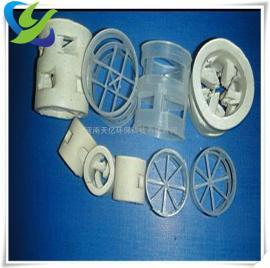 包头接触填料鲍尔环厂家、真空精馏塔用鲍尔环填料