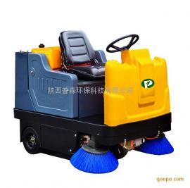陕西普森扫地机、小型电动清扫车