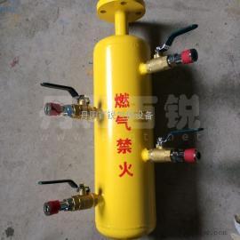 天然气集气包、燃气配气包,天燃气配气器生产厂家产品图集
