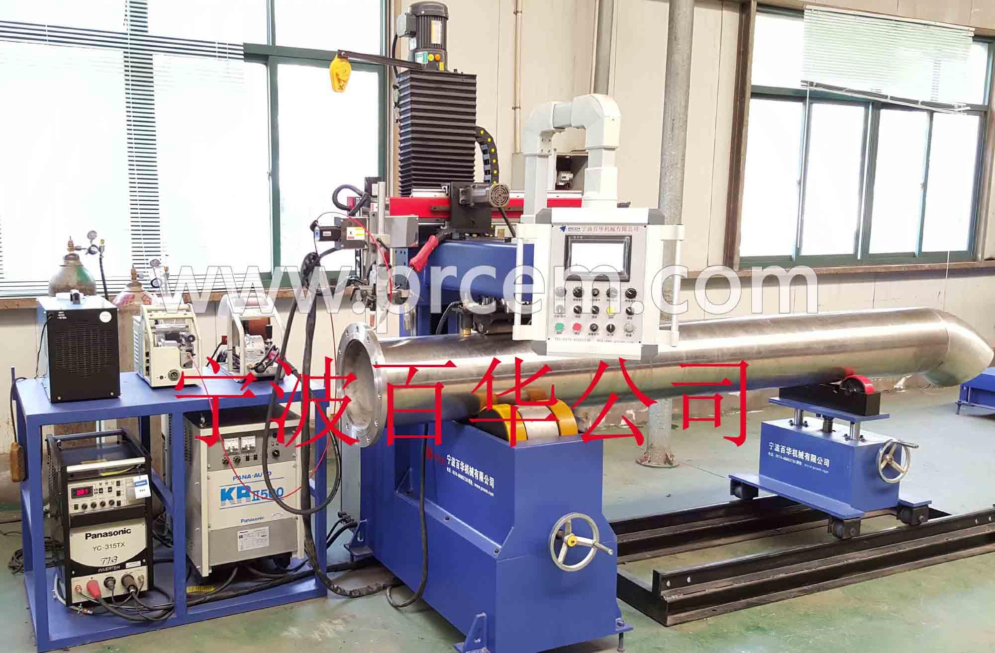 自动焊机-多工艺管道自动焊机
