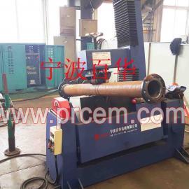 管法兰焊接变位机-压辊式焊接变位机-管道焊接变位机-船舶专用变�