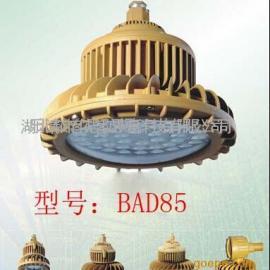 BAD85-DI法兰立杆防爆灯,防爆节能LED灯型号齐全