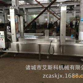 果蔬气泡清洗机流水线报价图片生产厂家艾斯科机械