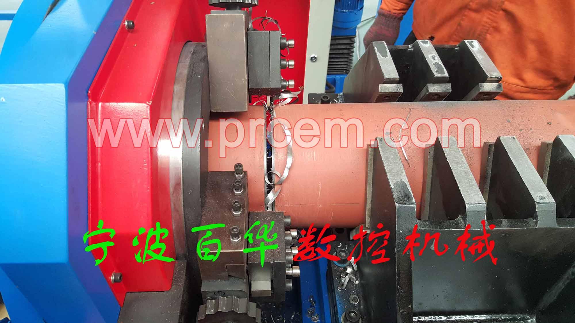 PDM系列高效管道切断坡口机/管道切割坡口机