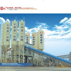 昌利机械工程混凝土搅拌站设备生产厂家
