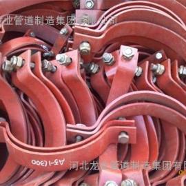 焦作市A5基准型双螺栓管夹价格,A5基准型双螺栓管夹厂家