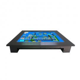 19寸嵌入式工业平板无风扇防尘防潮嵌入式计算机