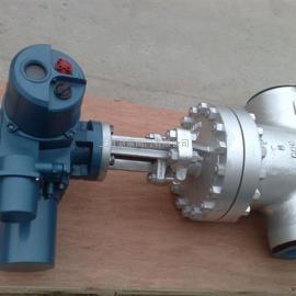 Z961Y电动闸阀-电动高温高压闸阀