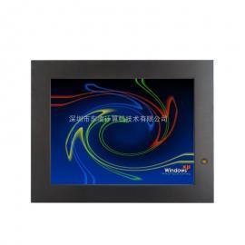 19寸无线缆防震防油嵌入式计算机工业平板
