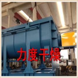 KJG系列聚乙烯醇专用双轴桨叶干化机