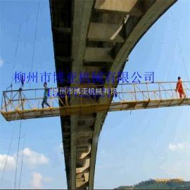 铁路养护加固吊篮吊车博亚牌电动桥检车厂家直销 可批发