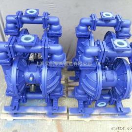 QBY-25气动隔膜泵,隔膜泵