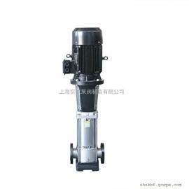 冲压泵CDLF20-60,不锈钢多级泵