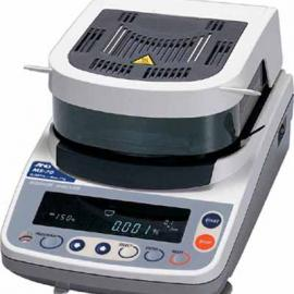 日本AND快速水分测定仪MS-70卤素水分测定仪