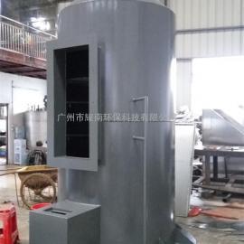 喷淋塔式水雾净化湿式脱硫除尘器发电机组尾气治理