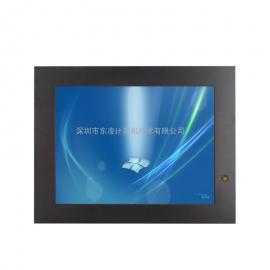 19寸军工级坚固型嵌入式计算机防爆工业平板
