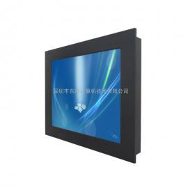 19寸宽温宽压嵌入式计算机19寸高性能工业平板