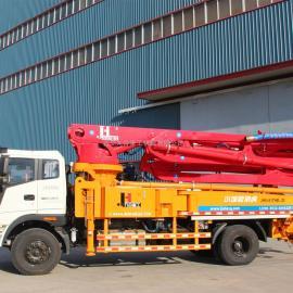 27米小型混凝土泵车青岛九合重工机械有限公司