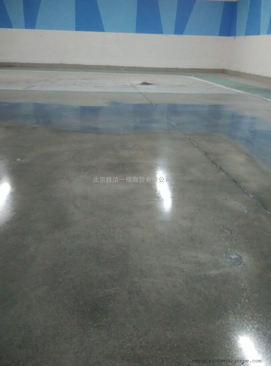 北京大理石花岗岩石材结晶翻新水泥地坪硬化保养