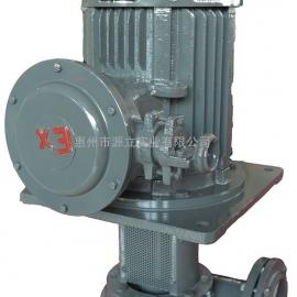 台湾源立厂家直销防爆液下泵YLX650-80-EX