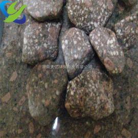 拉萨麦饭石滤料厂家、营养添加剂用麦饭石