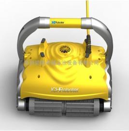 进口池底吸污器,海豚自动吸污机