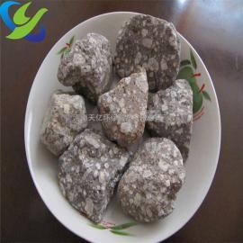 饮料厂用麦饭石颗粒、西藏40-70目麦饭石滤料