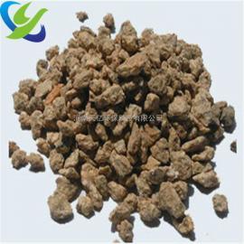 医疗卫生行业用麦饭石滤料、重庆麦饭石滤料厂家