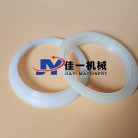 佳一生产人孔专用密封圈 圆形人孔配套硅胶密封圈 人孔盖垫圈
