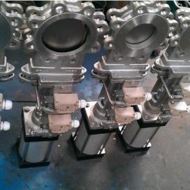 PZ673X/H气动浆闸阀、不锈钢浆闸阀
