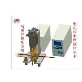 厂家供应精密焊接机头热压焊机头 压力稳定调节精度高