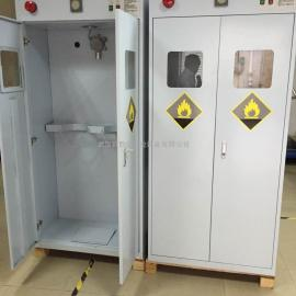 实验室全钢双瓶气瓶柜 厂家直销 质量保证