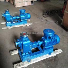 80ZW65-25-7.5自吸排污泵,自吸泵