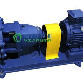IHF氟塑料离心泵,氟塑料化工离心泵,氟塑料磁力泵