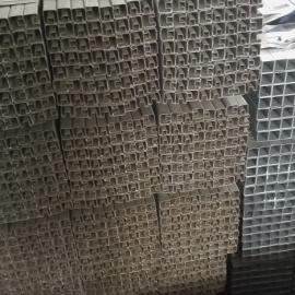 镀锌带凹槽管厂家