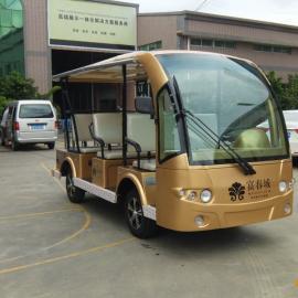 重庆TS-GQ14旅游景区燃油观光车/重庆旅游电动观光车