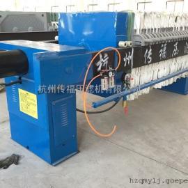 环保污水处理过滤设备过滤机 自动拉板压滤机 液压隔膜压滤机