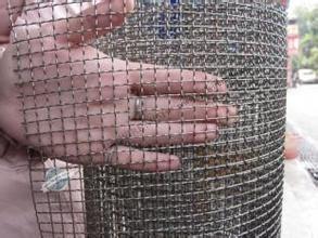 通化8目镀锌挡粮网厂家热门供应/辽源镀锌轧花网编制工艺
