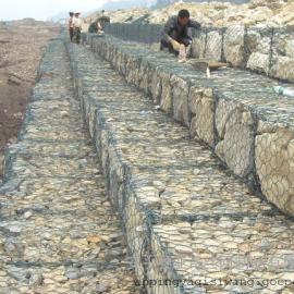 岳阳河堤加固石笼网箱 六角网规格 石笼网防护网加工定做