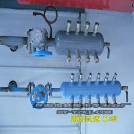 气体集分气包接头箱岗位气包气体接头箱