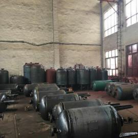 厂家供应隔膜压力罐 消防膨胀罐 消防隔膜气压罐价格优惠