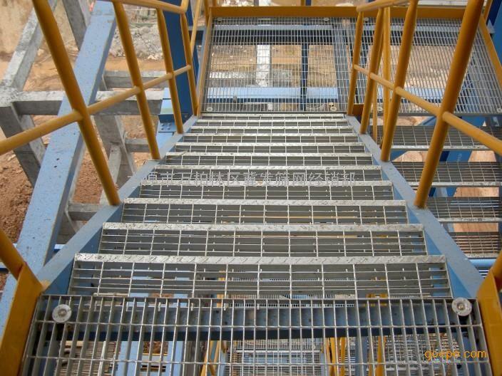 太原钢格板大同楼梯踏步板晋中花纹钢格板