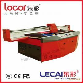 理光喷头uv平板打印机价格,乐彩玻璃打印机